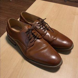 Joseph Abboud Shoes - Joseph Abboud Brown dress shoes